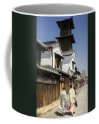 Kawagoe Bell Tower Coffee Mug