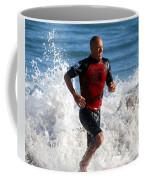 Kelly Slater World Surfing Champion Copy Coffee Mug