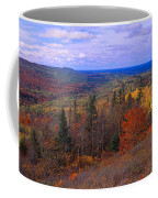 Keweenaw Peninsula And Copper Harbor Coffee Mug