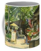 Kirkwood Farmers Market American Flag Coffee Mug
