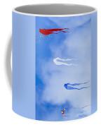 Kites On Ice Coffee Mug