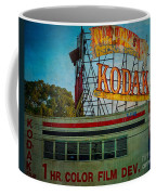 Kodak's Moment Coffee Mug