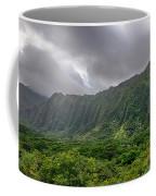 Koolau Waterfalls Coffee Mug