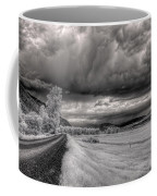 Kootenai Wildlife Refuge In Infrared 3 Coffee Mug