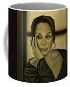 Kristin Scott Thomas Coffee Mug