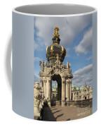 Kronentor Zwinger Dresden  Coffee Mug