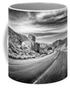 Kyle Canyon Road Coffee Mug