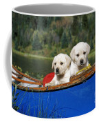 Labrador Retriever Puppies Coffee Mug