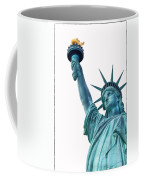 Lady Liberty  Coffee Mug by Jaroslav Frank