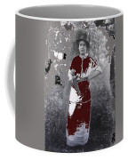Lady Soldier Unknown Mexico Location 1905-1910-2014 Coffee Mug