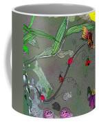 Ladybug Slide Coffee Mug