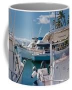 Lahaina Marina Maui Hawaii Coffee Mug