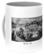 Lake Erie - 1815 Coffee Mug