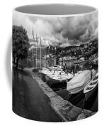 Lake Maggiore Bw Coffee Mug