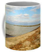 Lake Ontario Shoreline Coffee Mug