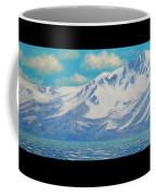 Lake Tahoe After The Storm Triptych Coffee Mug