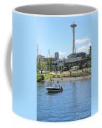 Lake Union Park Coffee Mug
