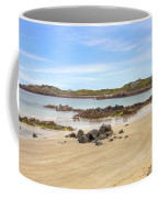 L'ancresse Bay - Guernsey Coffee Mug by Joana Kruse