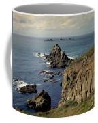 Seascape Lands End Coffee Mug
