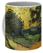 Landscape At Twilight Coffee Mug
