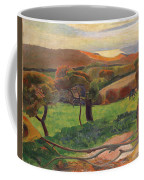 Landscape From Bretagne Coffee Mug