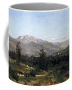 Landscape In Dauphine Coffee Mug