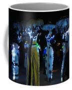 Lantern Parade In Patterson Park Coffee Mug