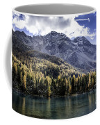 Larch Pine Reflections Coffee Mug