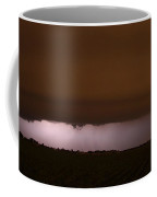Late Night Nebraska Shelf Cloud Coffee Mug