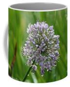 Lavender Globe Lily Coffee Mug
