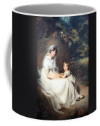 Lawrence's Lady Mary Templetown And Her Eldest Son Coffee Mug