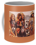 Led Zeppelin Art Coffee Mug