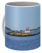 Ledge Lighthouse  Coffee Mug
