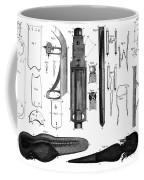 Leeuwenhoek: Microscope Coffee Mug