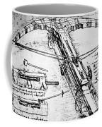 Leonardo: Invention Coffee Mug