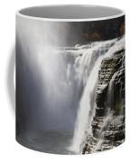 Letchworth High Falls Coffee Mug