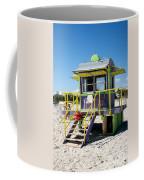 Lifeguard Station Coffee Mug