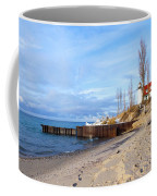 Light And Beach Coffee Mug