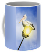 Light Pelican Coffee Mug