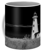 Lighthouse At North Cape On Pei Coffee Mug