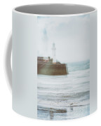 Lighthouse Coffee Mug by Amanda Elwell