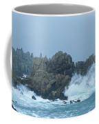Lighthouse On An Island, Creach Coffee Mug
