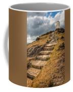 Lighthouse Steps Coffee Mug