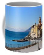 Liguria . Camogli Coffee Mug