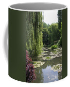Lily Pond - Monets Garden Coffee Mug