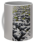 Limestone In The Burren Coffee Mug