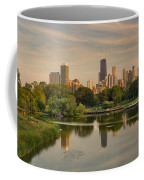 Lincoln Park Lagoon Chicago Coffee Mug