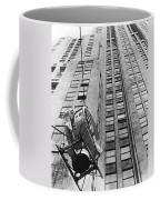 Lindbergh Beacon Hoisted Up Coffee Mug