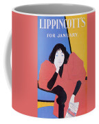 Lippincotts February 1895 Coffee Mug