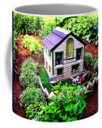 Little Garden Farmhouse Coffee Mug
